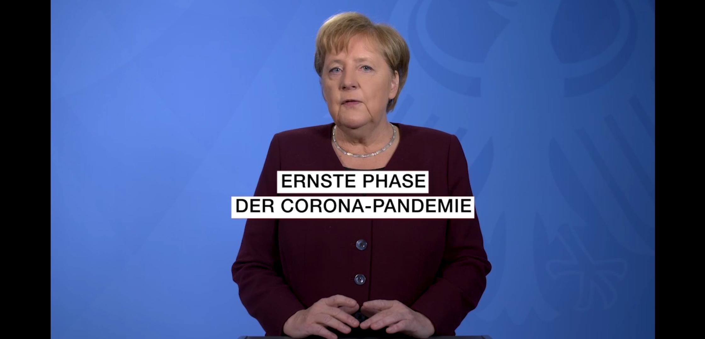 """""""Wir sind jetzt in einer sehr ernsten Phase der Corona-Pandemie"""""""